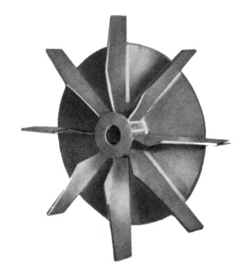 Impeller Fan Blades : Centrifugal fan types